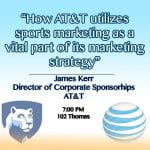 How AT&T utilizes sports marketing as a vital part of its marketing strategy